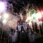 Nighttime Spectacular  - Wishes