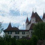 Zahringen Castle