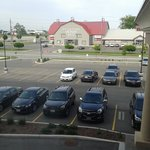 View to the Outlet Mall