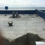Loft room view of ocean