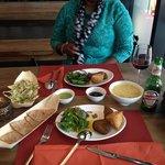 Fresh, Health & Yummy Dinner :-)