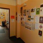 info wall