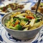 Mixed Veggie Dish