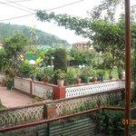 View of Hotel Garden