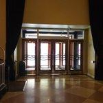 Main Lobby Doors