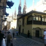 Capilla de Granada, Tombs of the Cathol;ic Monarchs at walking distance.