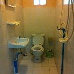 Toilet no Toilet Paper