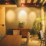 Dine in a nice ambience