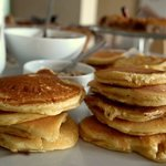 Nissaki breakfast buffet