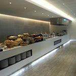 Breakfast a great nice buffet
