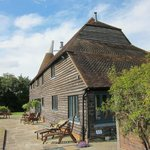 Foto de Cloth Hall Oast B&B