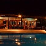 Night time at Daku