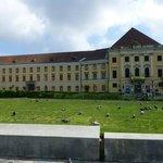 Left Wing of Buda Castle