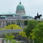 General View of Buda Castle