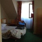 angle sud chambre 606