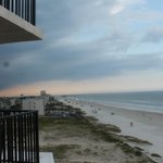 veiw of beach