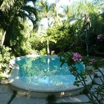 Grounds - small pool