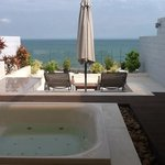 Seaview Room With Jacuzzi