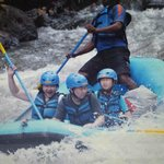 Ayung river rafting with Sobek