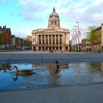 Old Market Square Nottingham