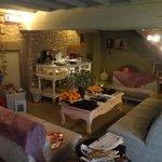 Lounge/recreation area