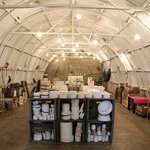 Inside the Clay Studio, a fairy-tale world in an old potato storage