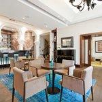 Villa Orsula lounge area