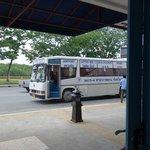 Bus to Krabi international  airport
