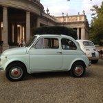 Our vintage Fiat 500 Giannini