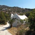 Aghia Fotia church