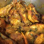 Kayani special chicken on the bone
