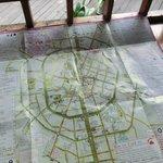 無料でもらえる成都の地図