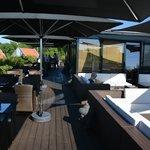 Dach-Lounge