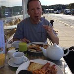 Full Scottish Breakfast ! Yummy.