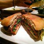 Hamburguesa gourmet excelente! 16€