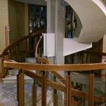 Escaliers en colimassons...Mouai...