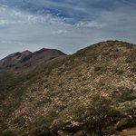 Mt Sonder Ascent