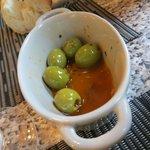 olives apéritif
