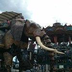Les Machines de l'Ile - L'éléphant