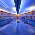 Indoor Pool at Point Spa