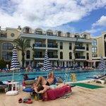 Hotel & apartments