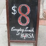 See, $8 lunches