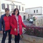 Edarcy e Isa em Argos in Cappadocia
