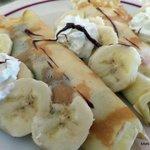 Nutella Banana Crepes - $7.99
