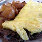 Philly Omelette - $11.99