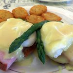 Traditional Benedict - $12.99