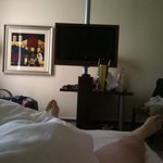 Room + flatscreen