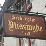 oudste cafeetje van Brugge 1515