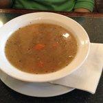 Minestrone soup