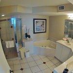 Bathroom in 805